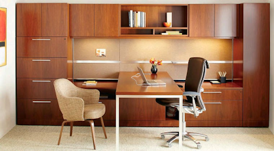 Organized Office - Potomac Concierge