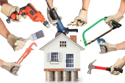 Home Renovation Advice: Organize and Supervise