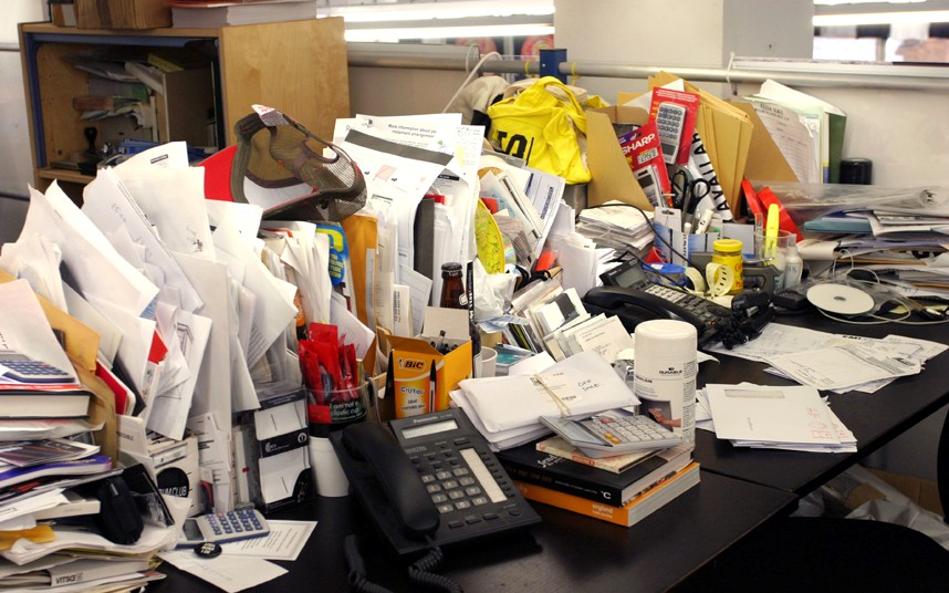 10 Steps to an Organized Office