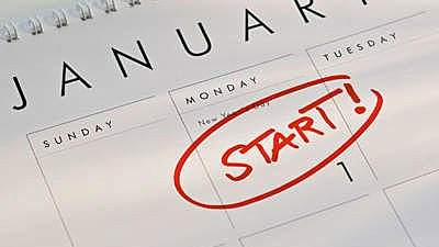 New Year's Resolutions to Get Your Home Organized