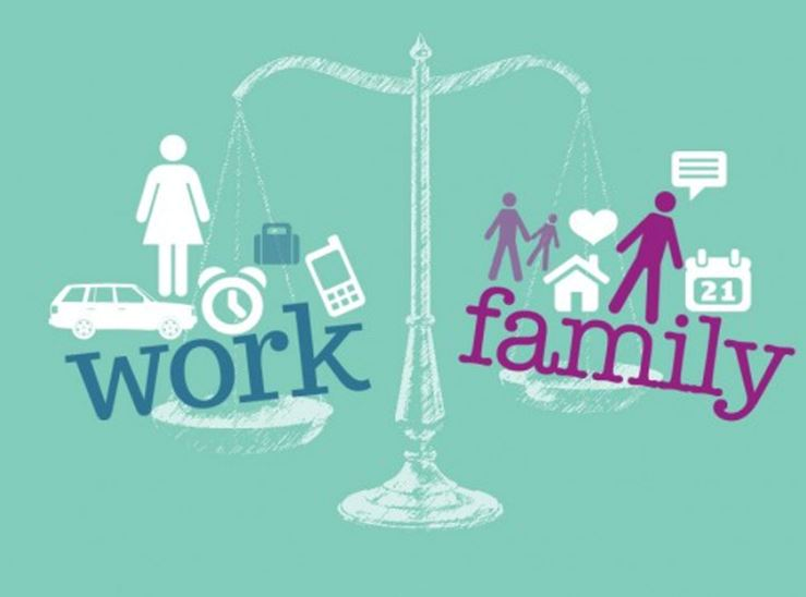 Work & Family Balance with a Professional Organizer