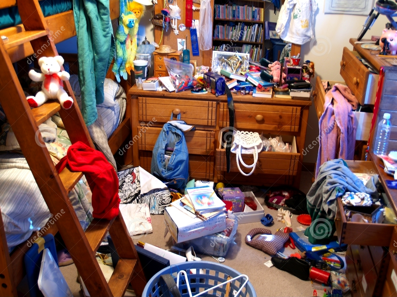 How to Achieve an Organized Home in MD, DC & VA