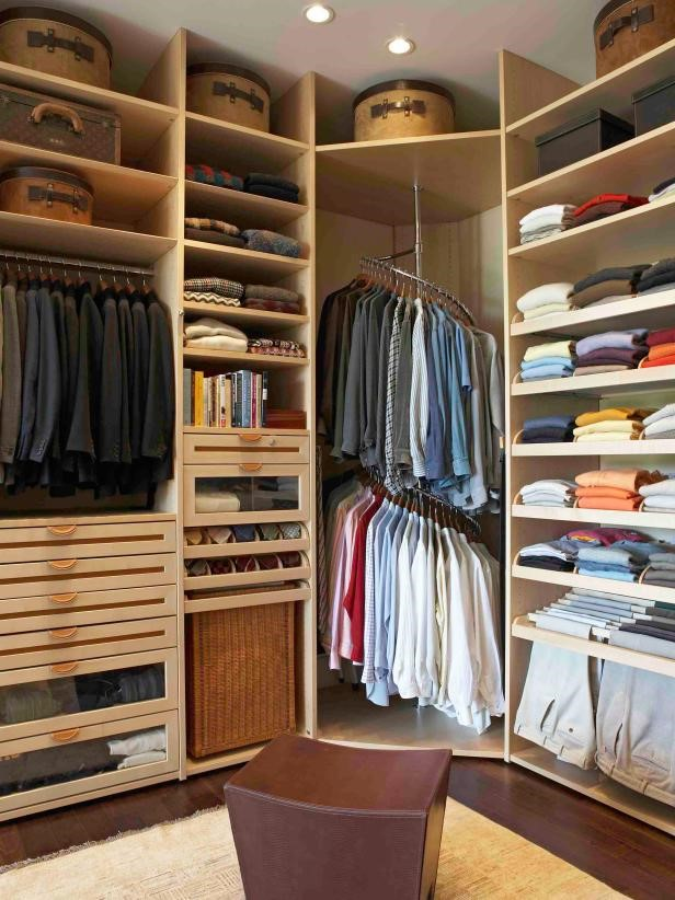 12 Tips for Organizing Your Closet