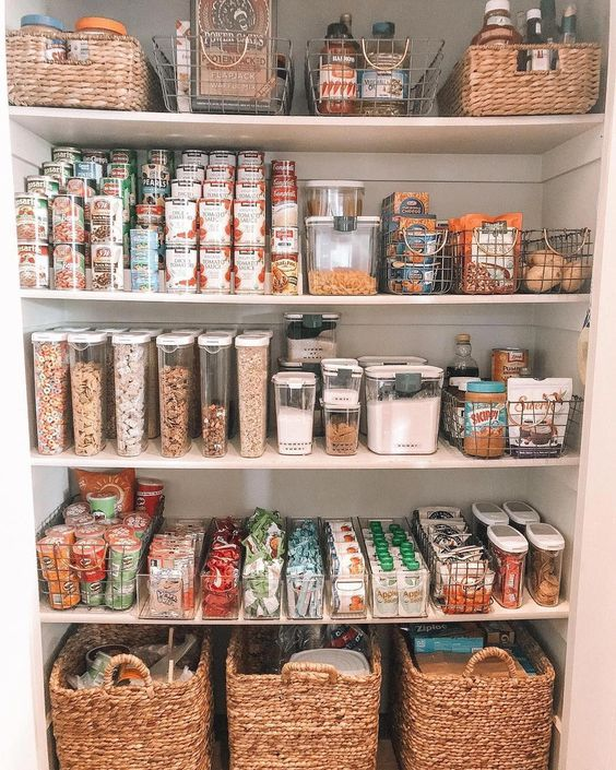 Organizing the Pantry: 6 Pandemic Tips from a Professional Organizer