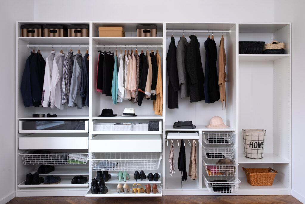 5 Steps for Organizing Your Closet