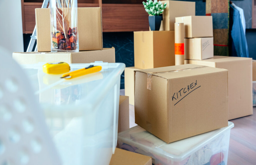 Organizing Help After Your Washington, DC Move